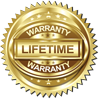 Lifetime Warranty on window tinting