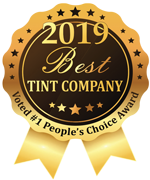 Voted Best Tint Company in Melbourne